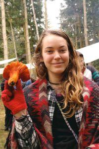 Megan & Mushroom