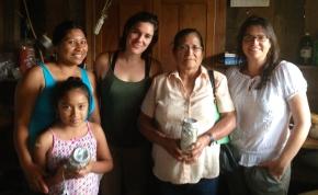 Cultivating Networks for Bioremediation in the EcuadoreanAmazon